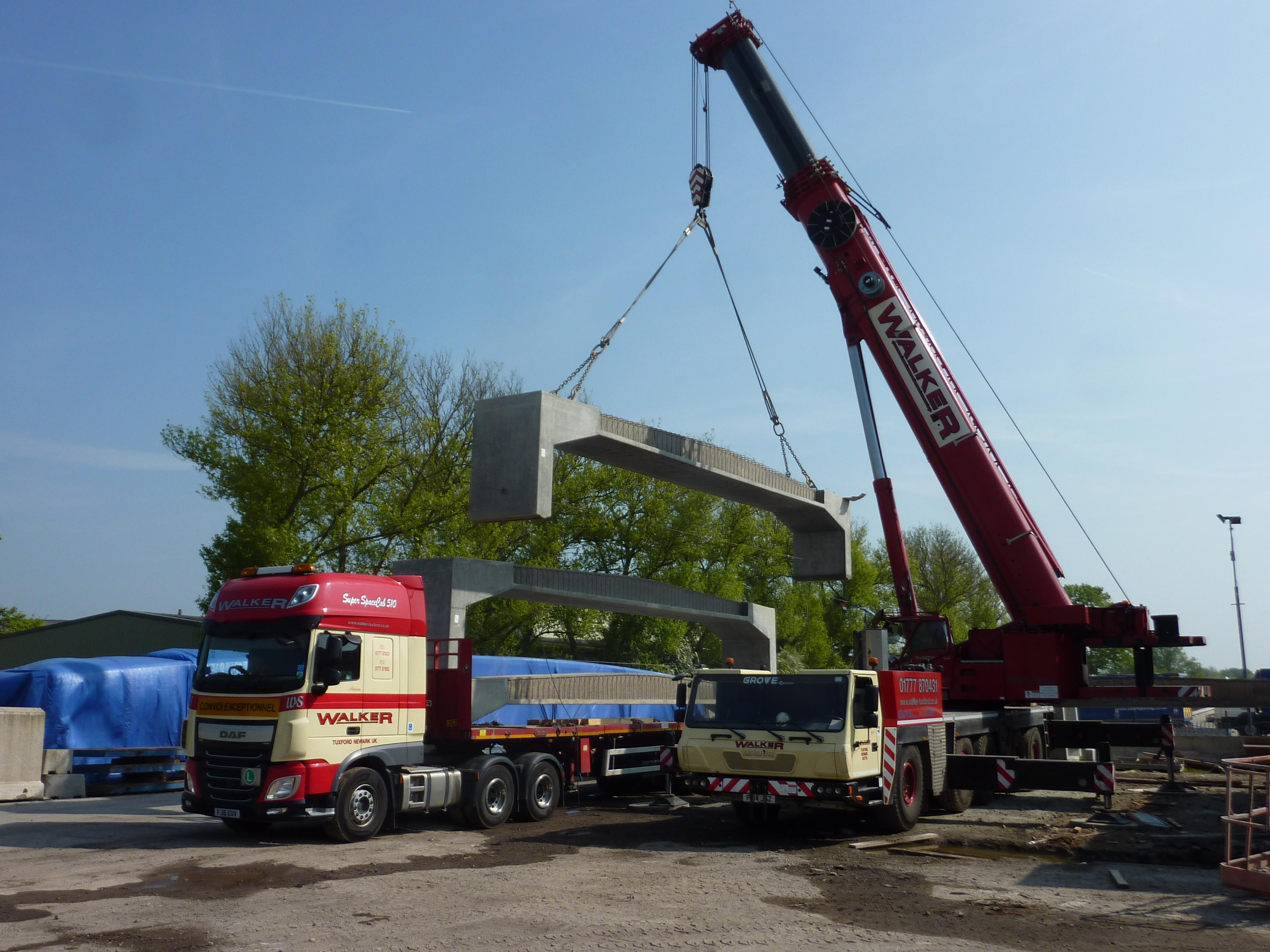 Crane Hire Nottingham Sheffield Lincoln Leicester