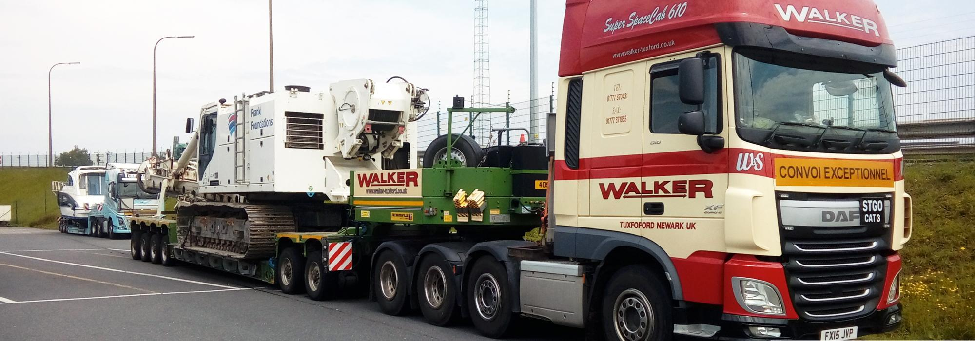 Uk Amp European Haulage Crane Hire Machinery Removals